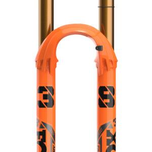 Vidlica FOX 38 FLOAT Factory Grip2 29″ 180mm Orange Boost 2021