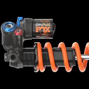 Tlmič FOX DHX2 Factory Trunnion s páčkou 2021