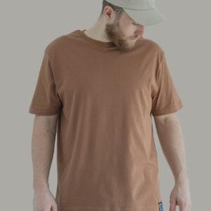 Camel Minimal T-Shirt