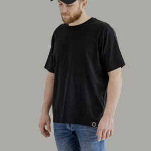 Black Minimal T-Shirt